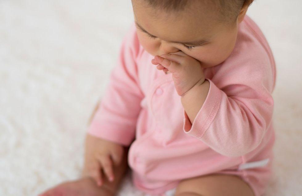 Bebelusul tau are nasul infundat? Remediile casnice de care aveti nevoie