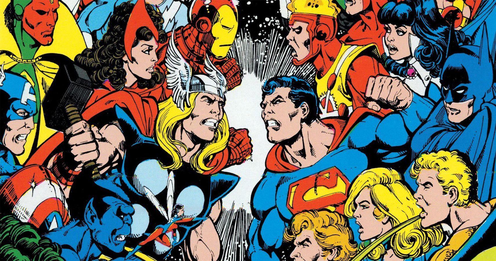 Top 6 cei mai populari supereroi DC