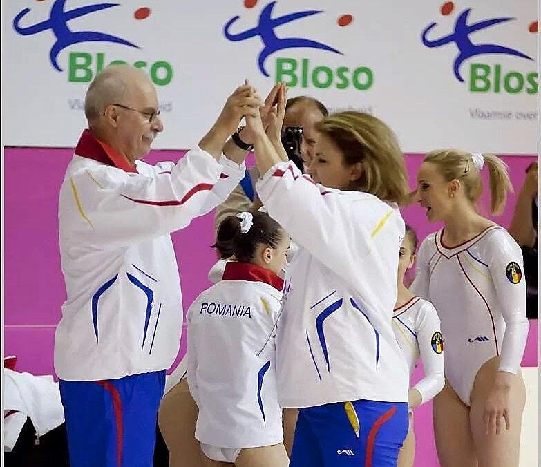 Romanii Octavian Bellu si Mariana Bitang au fost desemnati cel mai de succes duo de antrenori din lume de catre World Record Academy
