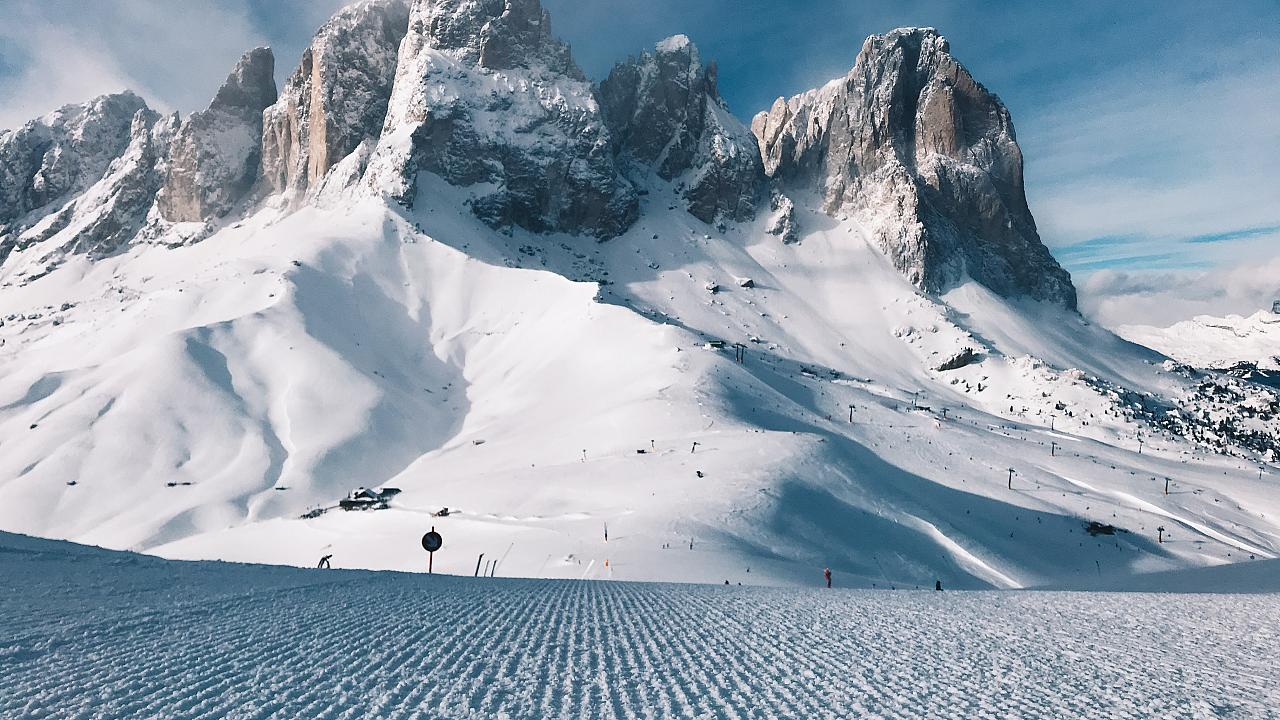 Cele mai populare 14 statiuni de schi Instagram din Europa