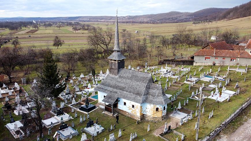 Turism: Traseul bisericilor de lemn din România, lansat de Ministerul Economiei