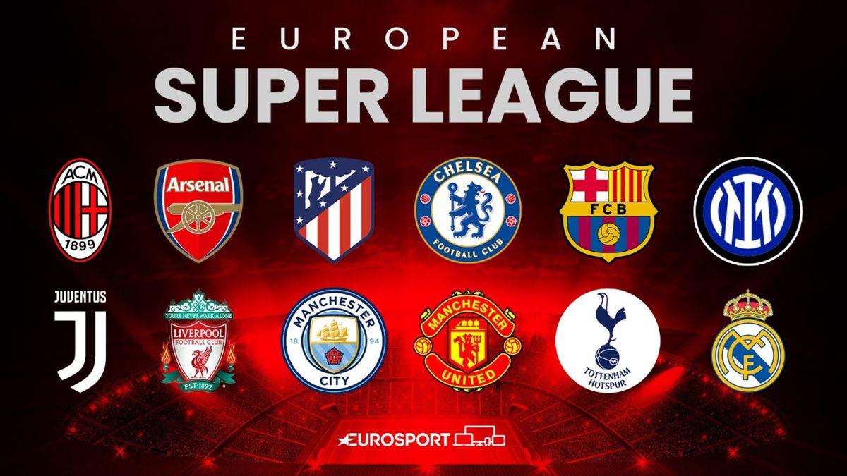 De ce lumea fotbalului este suparata de planurile facute de Superliga Europeana?